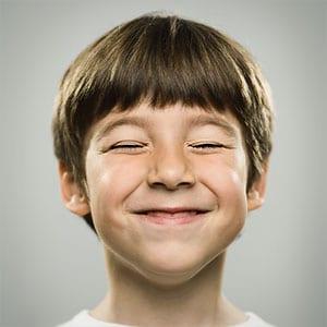Mindfulness - happy child