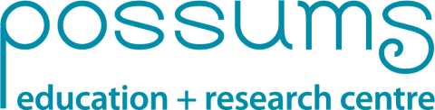Possums Education & research logo