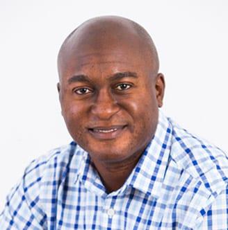 Dr Didier Tshamala